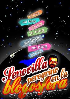 iniciativa por aqui paso el peregrino de la blogosfera
