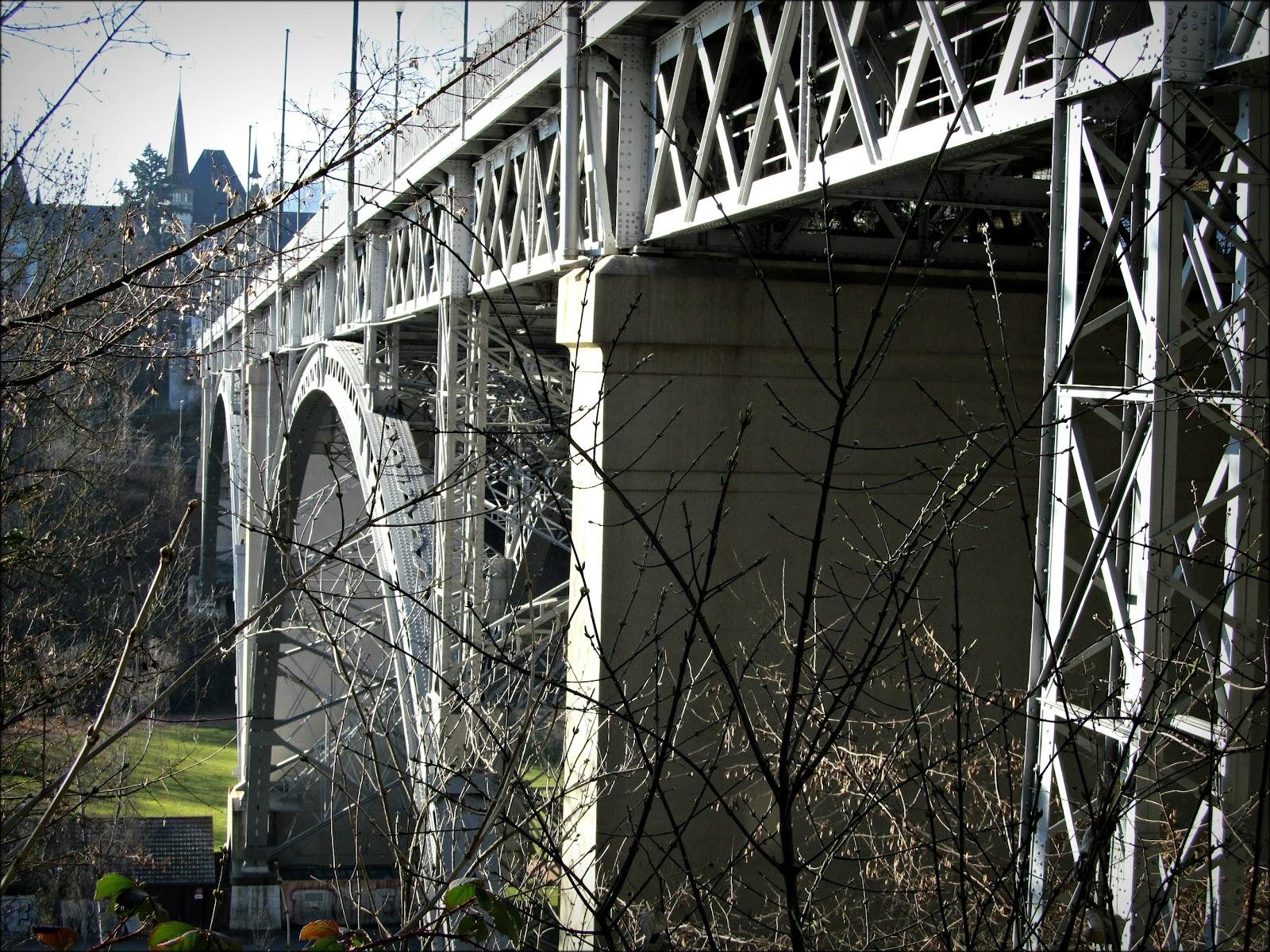 Die kirchenfeldbrücke