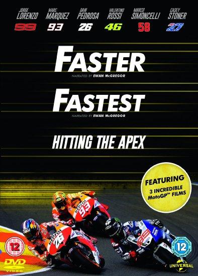 Hitting the Apex (2015) ซิ่งทะลุเส้นชัย