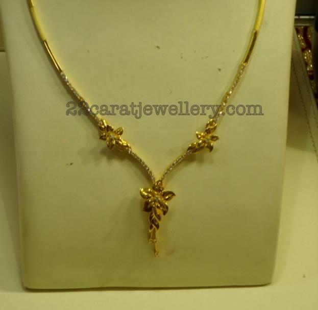 light weight 22k sets jewellery designs