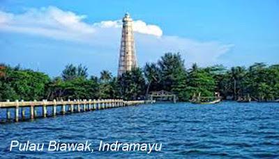 Pulau Biawak, Indramayu