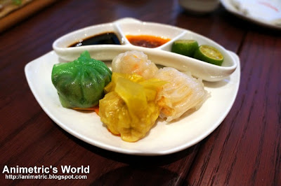 Dumplings from Sutra