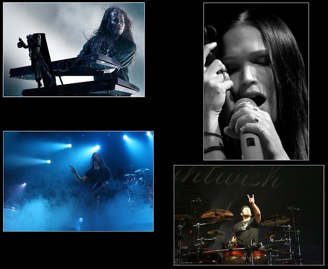 Nightwish,rock band,Nightwish concert