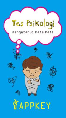 Aplikasi test psikologi Android