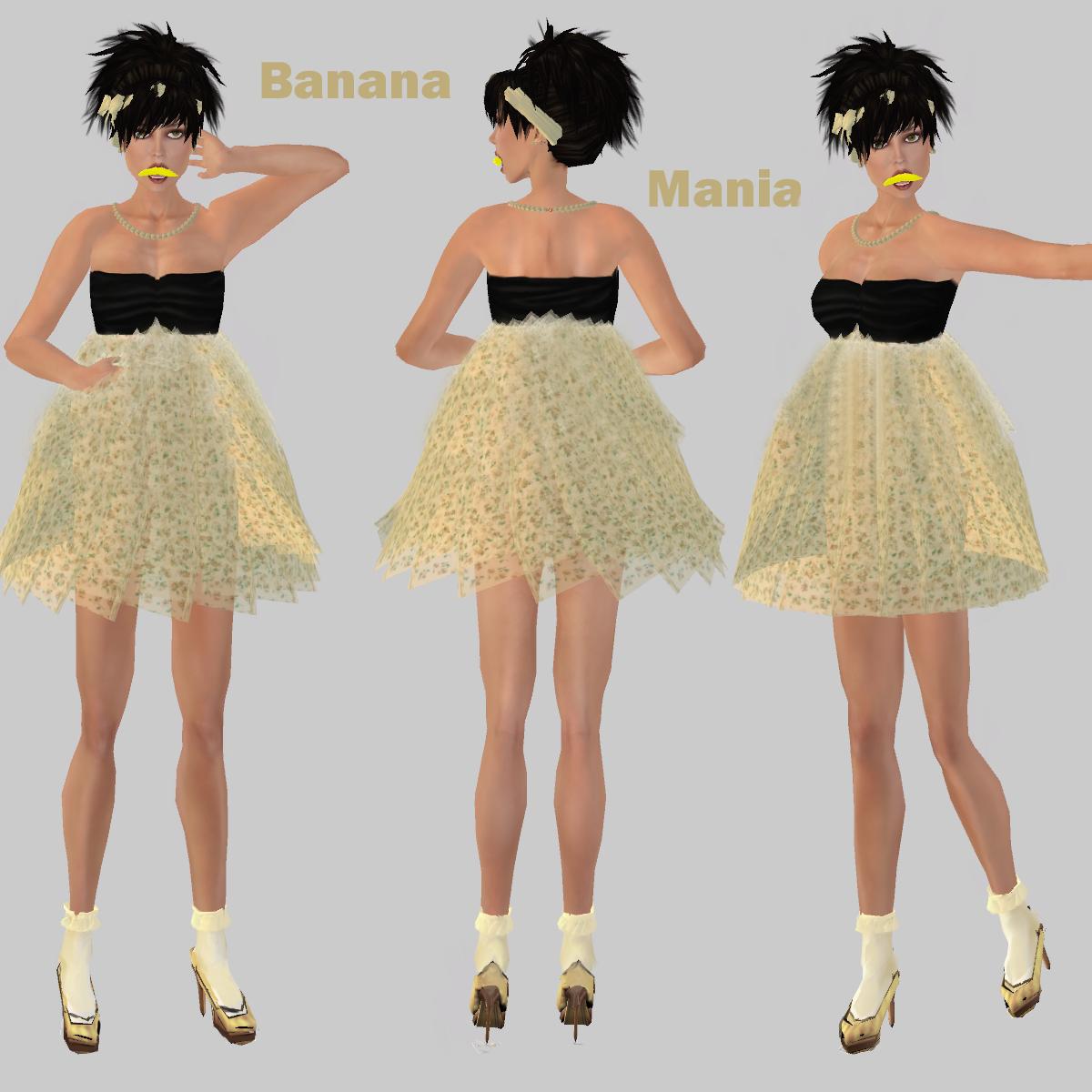 banana fana name song