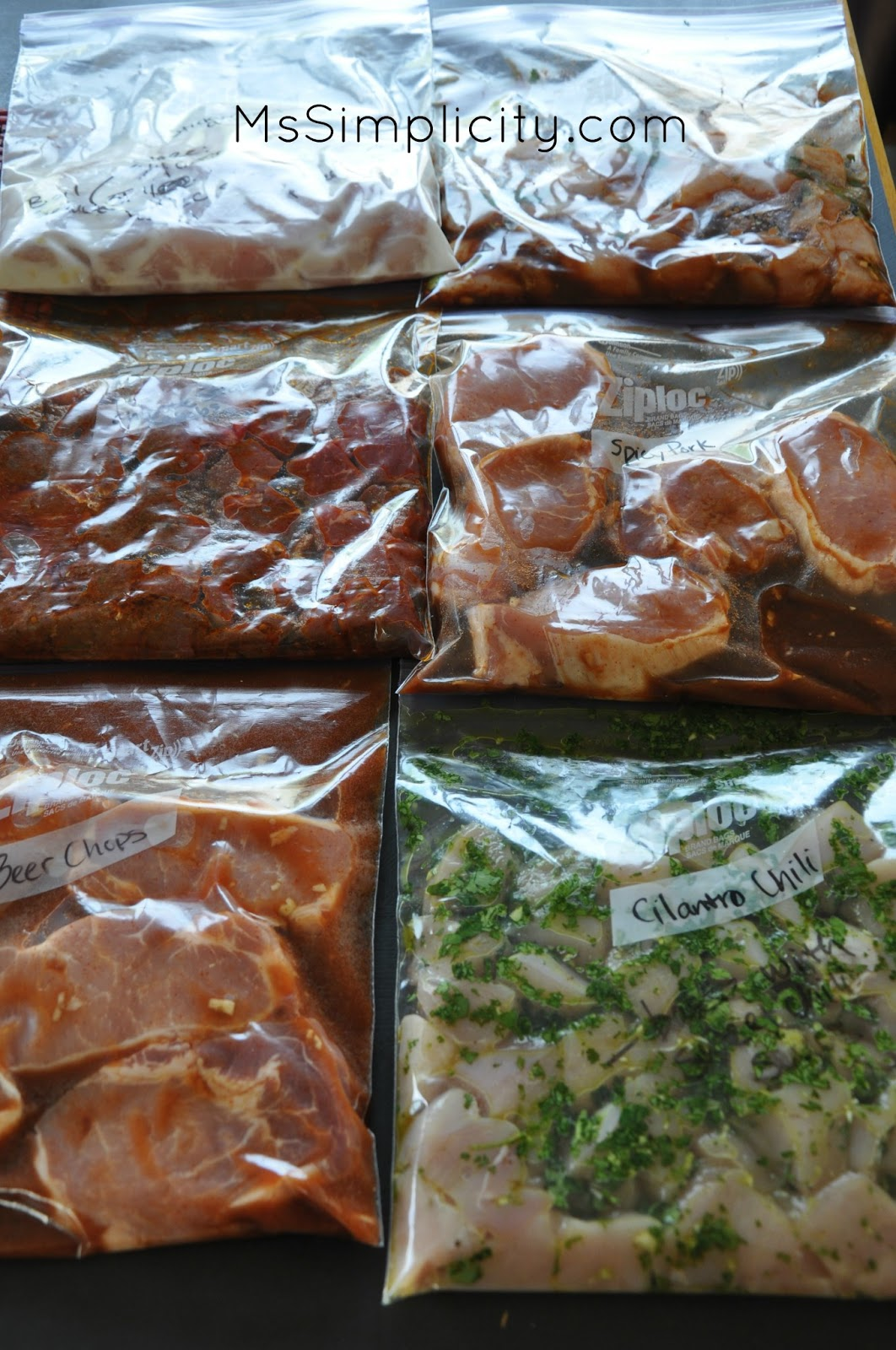 Easy freezer meals for beginners myideasbedroom com