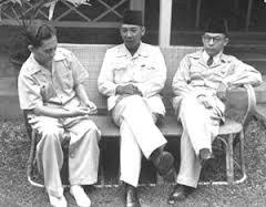 Memorabilia bapak bangsa Indonesia, Sutan sjahrir, Soekarno, Hatta..