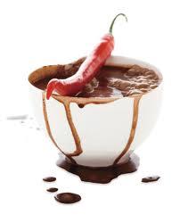 ... aztec hot chocolate rezept yummly divine cocoa smoke divine chocolate