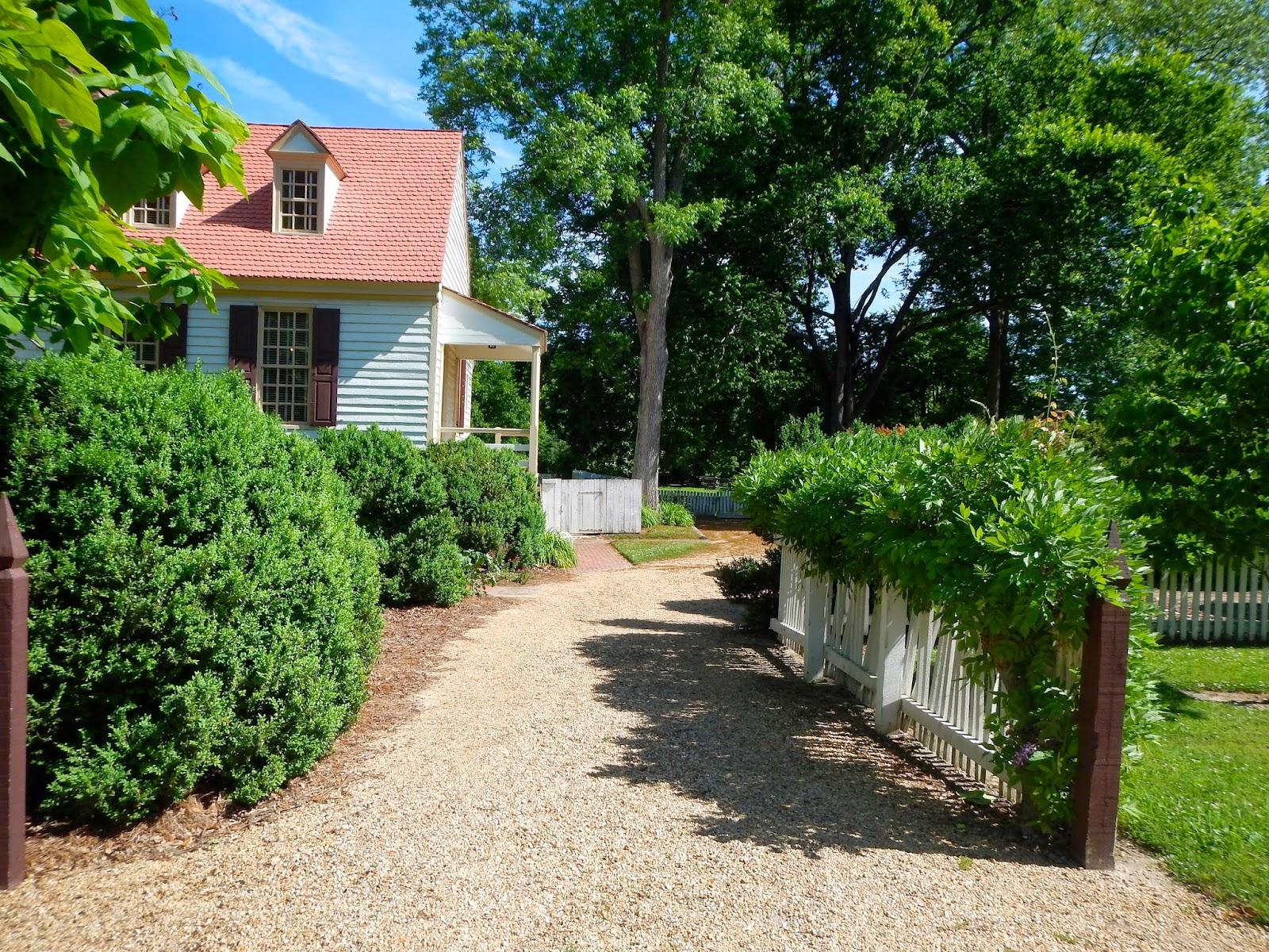 Colonial Williamsburg Gardens