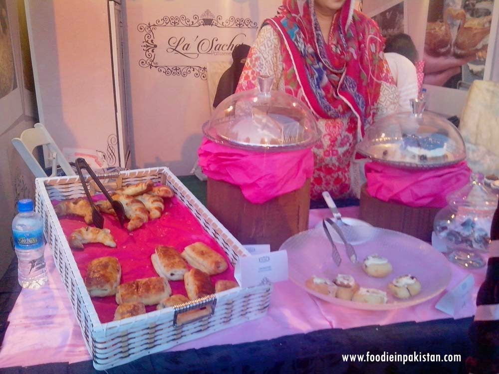 La' Sacher at Karachi Eat 2015