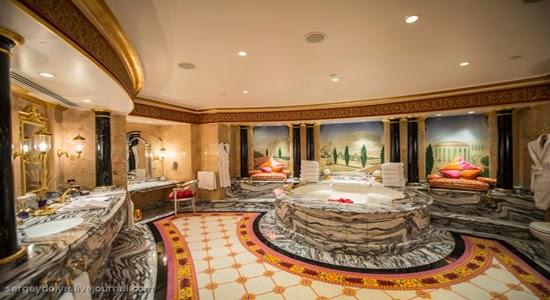 Bathroom Designs Dubai bathroom design in royal suite dubai, super luxury and amazing