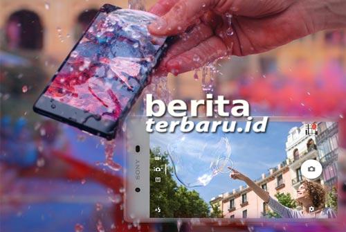 Review Sony Xperia Z5, Harga dan Spesifikasi