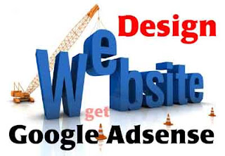 good webdesign make a adsense approve