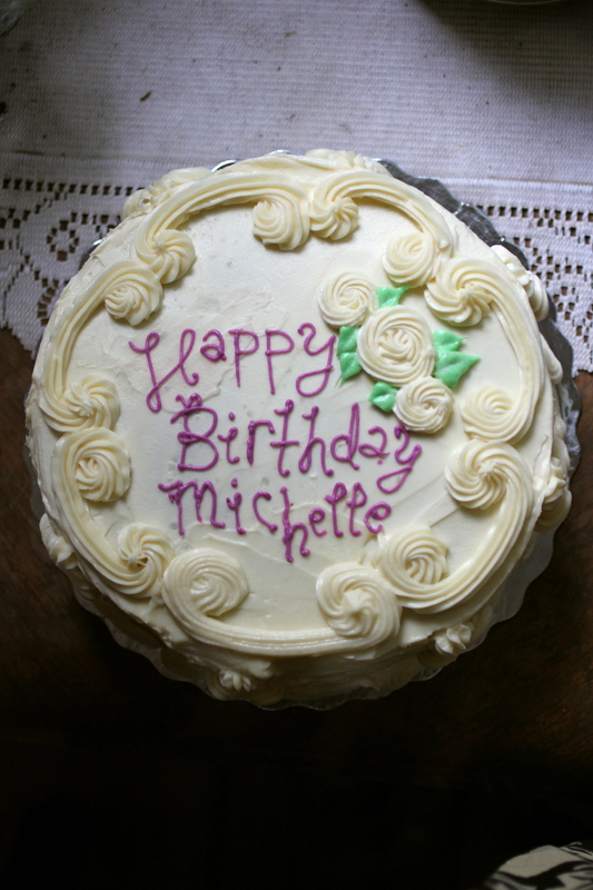 Sweet Freedom: Cake Decorating: Piping & Cream Cheese Icing