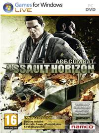 Ace Combat Assault Horizon Enhanced Edition PC + Torrent