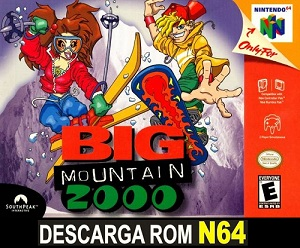 Big Mountain 2000 64 ROMs Nintendo64