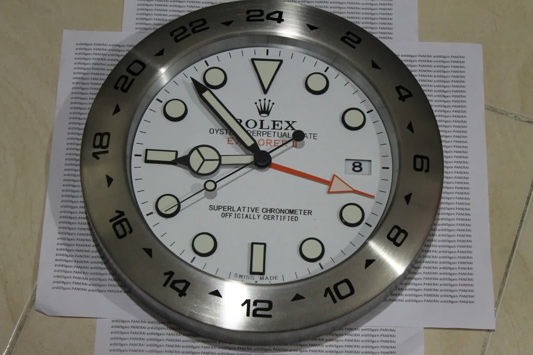 Price Of Original Rolex Clock