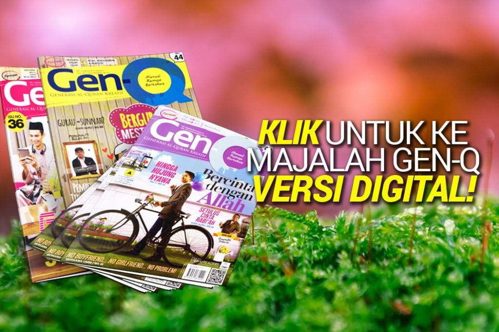 Majalah Gen-Q Digital
