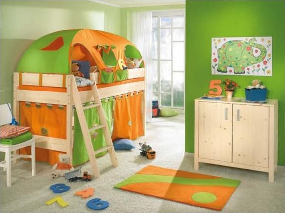 Fun Young Boys Bedroom Ideas