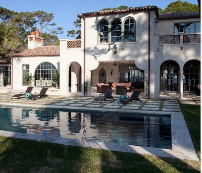 Fotos de terrazas terrazas y jardines como hacer una for Como hacer una piscina en una terraza