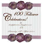 100 followers at Karen&#39;s blog
