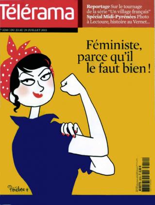 D'une affiche de propagande au féminisme, Rosie, We can do it Rosie+T%25C3%25A9l%25C3%25A9rama