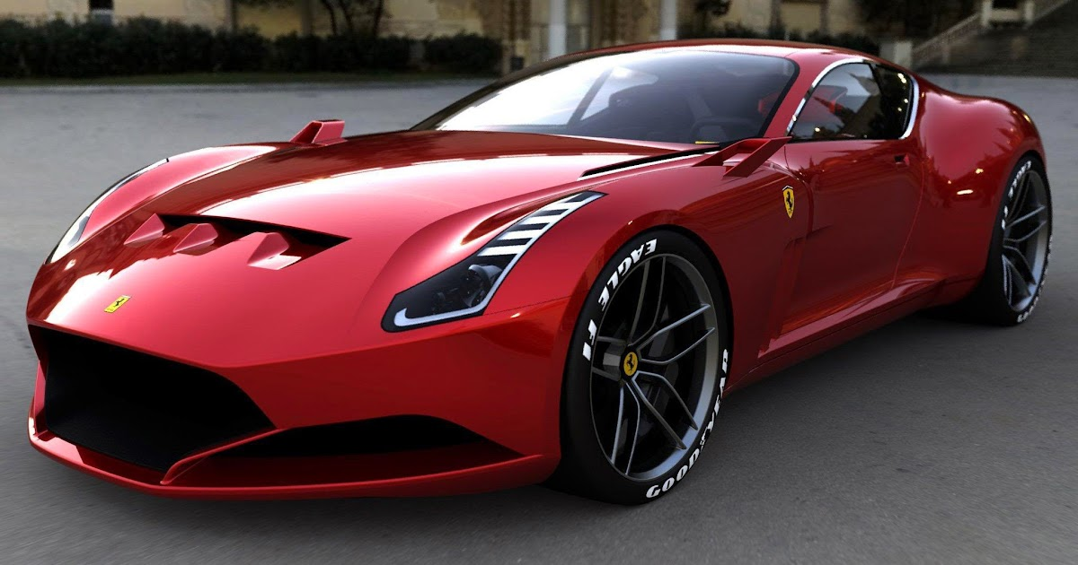 Image Result For Wallpaper New Ferrari Concept Car