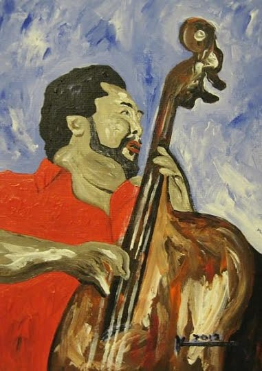 Mingus in Red