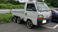 355. Ciekawostki JDM #033: Honda Acty Crawler. staryjaponiec blog