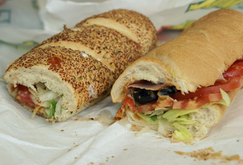 Sendviče Subway