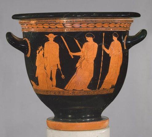 Greek Vases Background Art Class Ideas