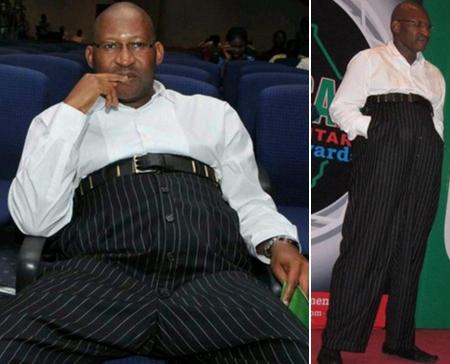 Patrick Obahiagbon Trouser Name