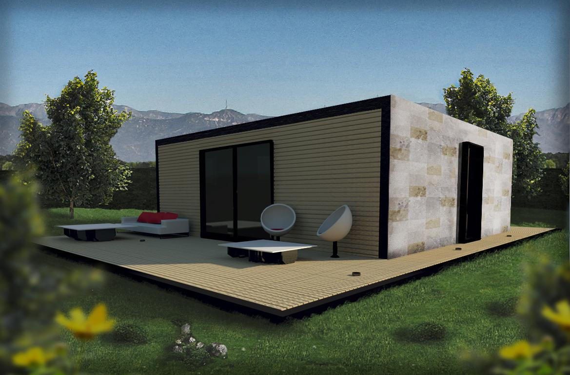 Casas modernas modulares beautiful hds bell las casas Casas modernas precio construccion
