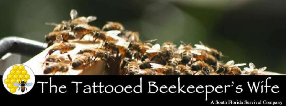 The Tattooed Beekeeper's Wife