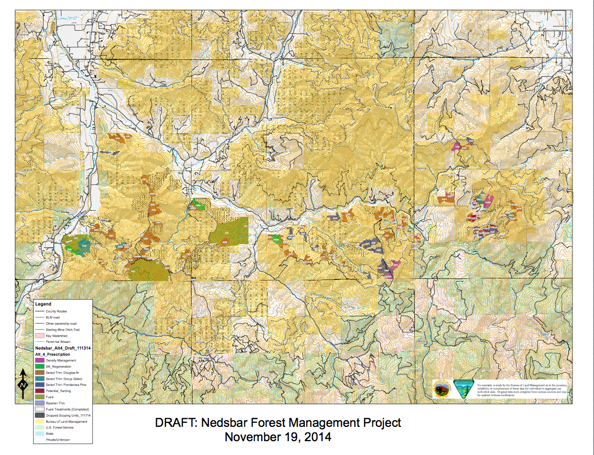 this map is hard to read here but can be viewed easier on the blm s nedsbar web page if you click on public involvement and then field trip draft map