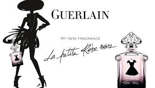 Guerlain La Petite Robe Noire Artwork
