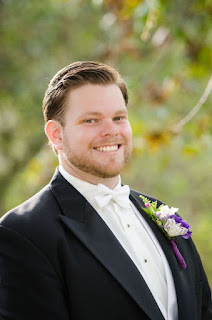 Wedding Beard Styles for Round Faces