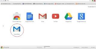 Cara Memasang Fitur Gmail offline di Google Chrome