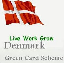 Denmark Green Card information