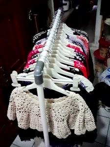 Koleksi Bolero dan Baju