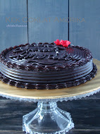 American Chocolate Cake