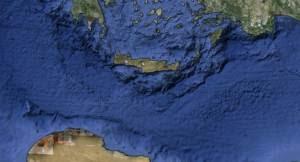 Υπολογισμοί αναμενόμενων αποθεμάτων Φυσικού Αερίου στην ελληνική ΑΟΖ Νότια της Κρήτης