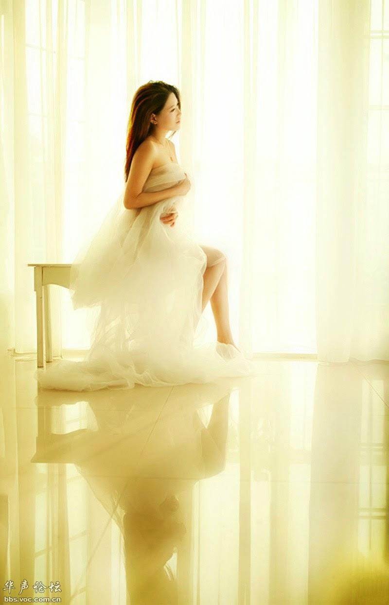 Sensual Photography by Chinese Artist Karter Luo (清江水 Qīng jiāng shuǐ)