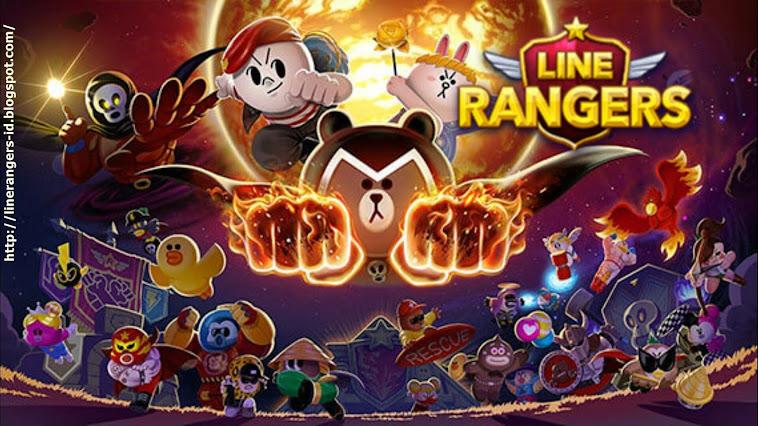 Line Rangers Indonesia