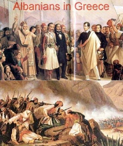 Shqiptarët që ndikuan në formimin e Greqisë moderne