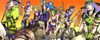 JoJo's Bizarre Adventure The Animation Promo Streamed