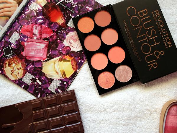 Makeup Revolution Blush Palette Win ♡