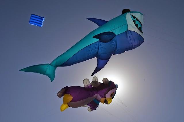 Dubai International Kite Festival 2015
