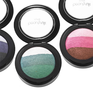 Beauty UK eyeshadows