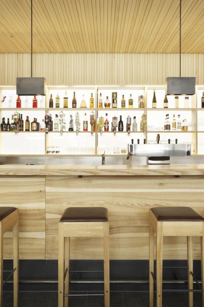 Best Restaurant Interior Design Ideas Bar Cafe Wood Decor